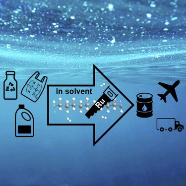 Deconstrucción de HDPE en combustibles e hidrocarburos líquidos