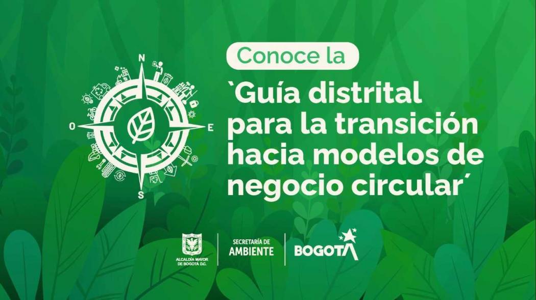 guía distrital para la transición hacia modelos de negocio circular